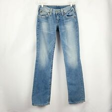 True Religion Billy Bootcut Classic Rise Light Wash Jeans Men's Size 28