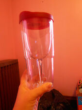 Wine Glass Sippy Cup, Wine Tumbler, Perfect Gag Gift!  EUC