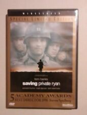 Saving Private Ryan, Special Limited Edition Widescreen Dvd, 1999