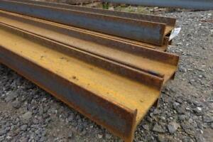 6 Mtrs 127 x 76 x 13 Universal Steel Beam Rsj