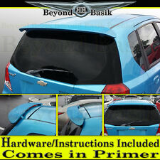 Chevy Aveo5 2004 2005 2006 2007 2008 2009 2010 2011 Factory Style Spoiler PRIMED
