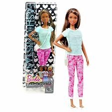 Barbie Fashionistas Pants So Pink Doll # 12 Nikki Doll African American New