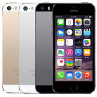 """4"""" Apple iPhone 5s - 16GB Unlocked A1453 (GSM) 4G LTE iOS Smartphone - 3 Colors"""