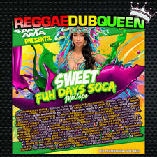 Sample Ama - Sweet Fuh Days Soca Mixtape. Reggae Mix CD February 2018