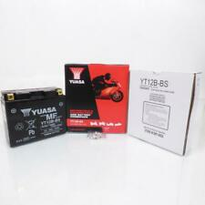 Battery Yuasa Motorcycle Ducati 600 Monster 2001 YT12B-BS/12V 10Ah New