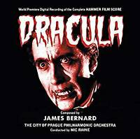 Dracula / The Curse Of Frankenstein - Nic Raine & The City Of Prague (NEW CD)