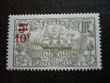 Stamps - New Caledonia - Scott# 134
