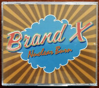 Brand X ‎– Nuclear Burn 4 x CD – 5353532 – Mint
