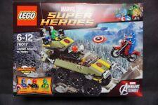 LEGO Super Heroes 76017 Captain America vs Hydra BRAND NEW Set