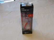 Nike Chrome JR adult youth goggle goggles clear red TFSS0563 swimming swim NEW