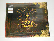 OZZY OSBOURNE  Memoirs Of A Madman  2LP sealed PICTURE DISCS gatefold