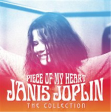 JANIS JOPLIN Piece Of My Heart The Collection CD NEW Best Of Camden