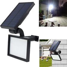 Outdoor 48LED Solar Power Garden Lamp Spotlight Lawn Landscape Waterproof Light