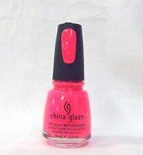 China Glaze Polish  Poolside POOL PARTY  80945 .5oz/15mL
