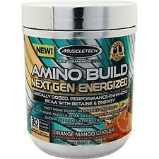 MuscleTech Amino Build Next Gen Energized 278g Mango