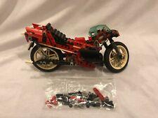 LEGO Technic 8422 Circuit Shock Racer Motorcycle Red Sport Bike