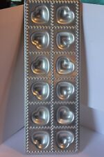 Imperia Raviolamp Molds 12 Hearts/14 Plain/10 Stars As Pictured