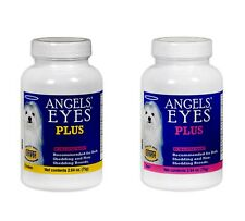 ANGELS EYES PLUS ALL NATURAL TEAR STAIN REMOVER POWDER FOR CATS & DOGS
