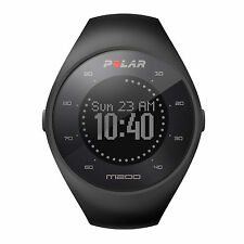 Polar M200 GPS Watch With Optical Heart Rate Black Size Medium/Large