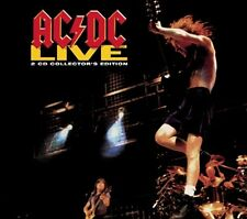 "AC/DC ""LIVE (2 LP COLLECTOR'S EDITION)"" NEU LP VINYL"