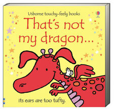 Usborne Touchy Feely Books Thats Not My Dragon (Board Book)   FREE shipping $35