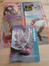 20 Makes Twenty Books-bracelets, necklaces,tiaras, charms,brooches Free Postage