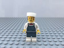 LEGO BUTCHER MINIFIGURE FROM SERIES 6