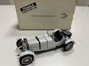 Danbury Mint 1:24 1931 Mercedes - Benz SSKL