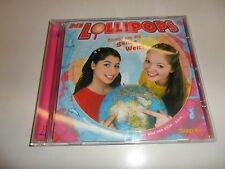 CD  Einmal Um die Ganze Welt! Die Lollipops