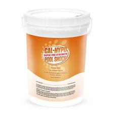 Cal Hypo Swimming Pool 73% Calcium Hypochlorite Super Chlorine Shock 50lb Bucket