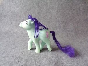 Vintage G1 My Little Pony Hopscotch Figure Doll, Hasbro Gen1 Euro Exclusive MLP