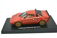 Model Car Spear Stratos HF Scale 1/43 diecast modellcar Static Red