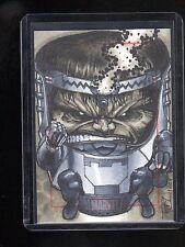 Marvel  70th anniversary Richard Cox sketch card