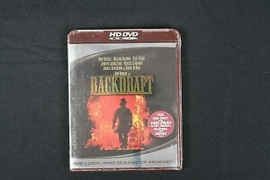 Backdraft (HD-DVD, 2006) Only For HD-DVD Players Sealed !
