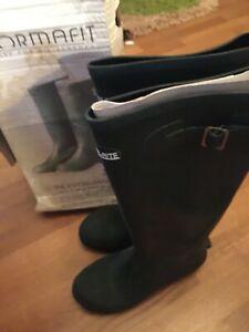 Stormafit Leisure Ware-rite of 677:HUNTSMAN WELLINGTONS UK3 boots @1442