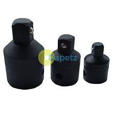 Douille impact Réducteur Set / démissionner Adaptateur 3/4 1/2 à 3/8 1/10cm