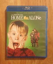 Home Alone (1990) Like New Blu-ray + DVD Macaulay Culkin, Joe Pesci Daniel Stern