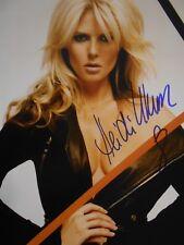 Heidi Klum TV - Model Autographed 8x10 Hand Signed Photo Model Hot Sexy w/ COA