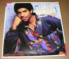 Stanley Jordan Standards Volume 1 Original Promo Poster MINT 24x24