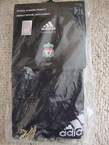 Liverpool 2010-11 Away Change Socks Adidas BNWT (UK 8.5 - 10)