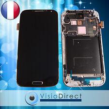 Ecran vitre complet sur chassis pour Samsung Galaxy S4 i9505 Noir Black Edition