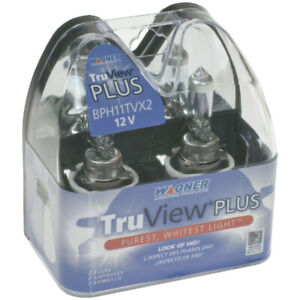 Headlight Bulb-Truview Plus Wagner Lighting BPH11TVX2
