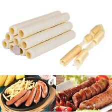 Natural Sausage Casings Skins Collagen Smoked Sausage Casings Breakfast Tools