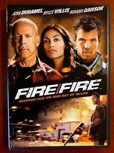 Fire With Fire (DVD, 2012) - G1219