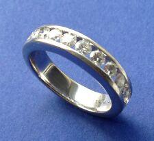 Eternity Ring von Christ mit 1 ct Brillanten