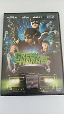 THE GREEN HORNET DVD CAMERON DIAZ SETH ROGEN