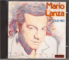 "CD ALBUM   MARIO LANZA ""O SOLE MIO"""