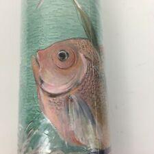 AS Creation Pastel Seascape Fish Ocean Aquarium Embossed Prepasted Wall Border 2