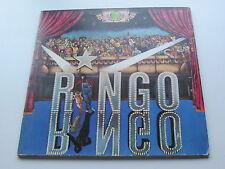 RINGO STARR ORIGINAL 1973 GB Apple LP RINGO AVEC LIVRET
