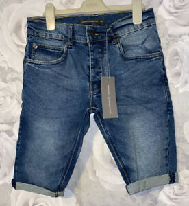 Men's 28 Inch Waist - BNWTS Denim Shorts From French Connection